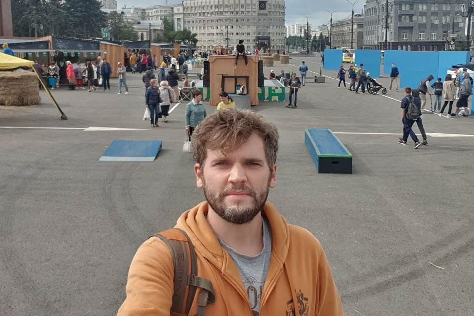 Даниил Девятов известен своими проектами по городской среде