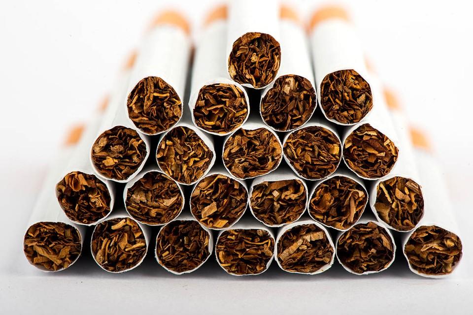 """В России собираются вводить """"противопожарные"""" сигареты"""