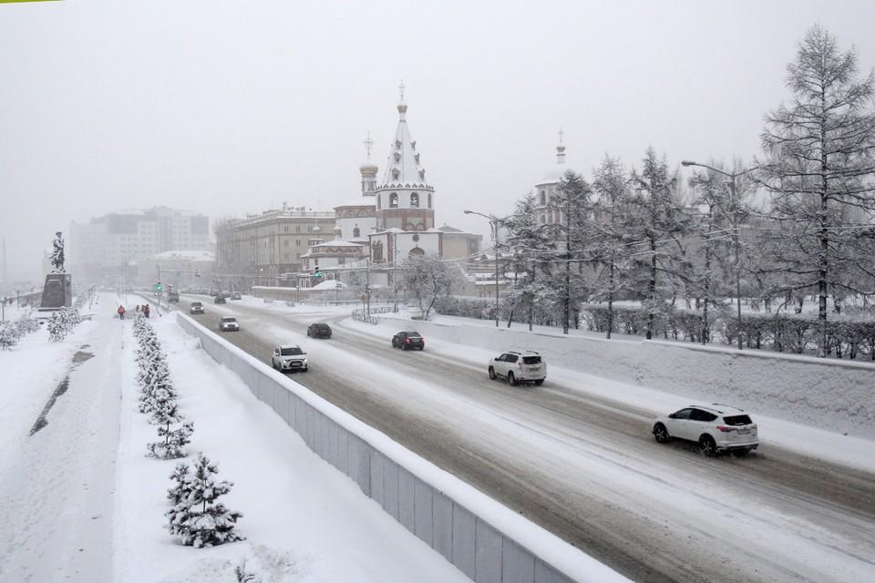 После землетрясения 12 января 2021 в Иркутске разрушений нет