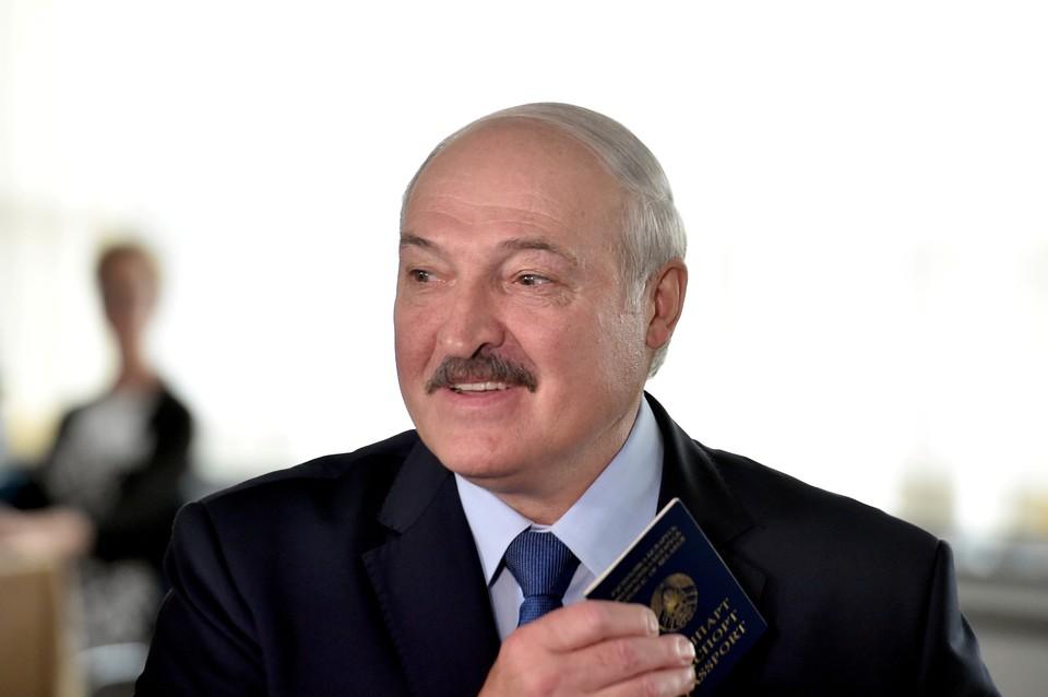 Лукашенко анонсировал ответные санкции в отношении стран Запада