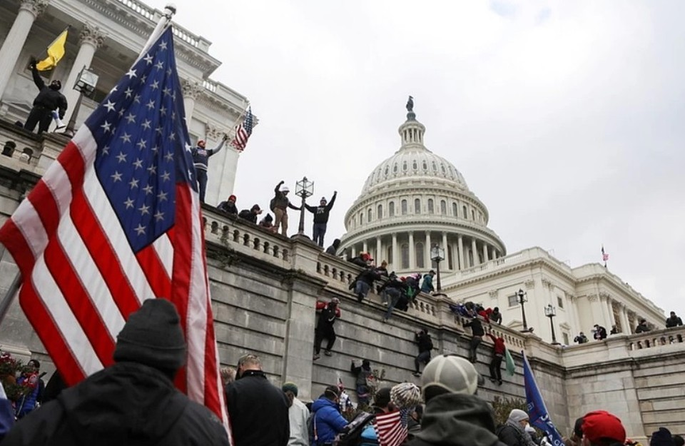 ФБР предупреждало о возможных беспорядках в Вашингтоне за день до штурма Капитолия