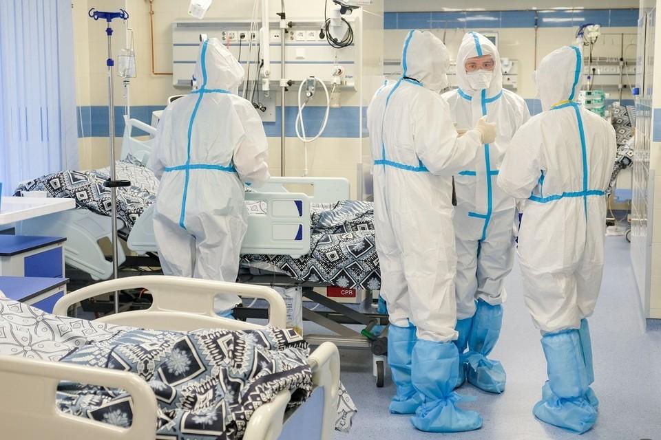 Коронавирус в Иркутске, последние новости на 13 января: 30% коек в ковидных госпиталях региона свободны