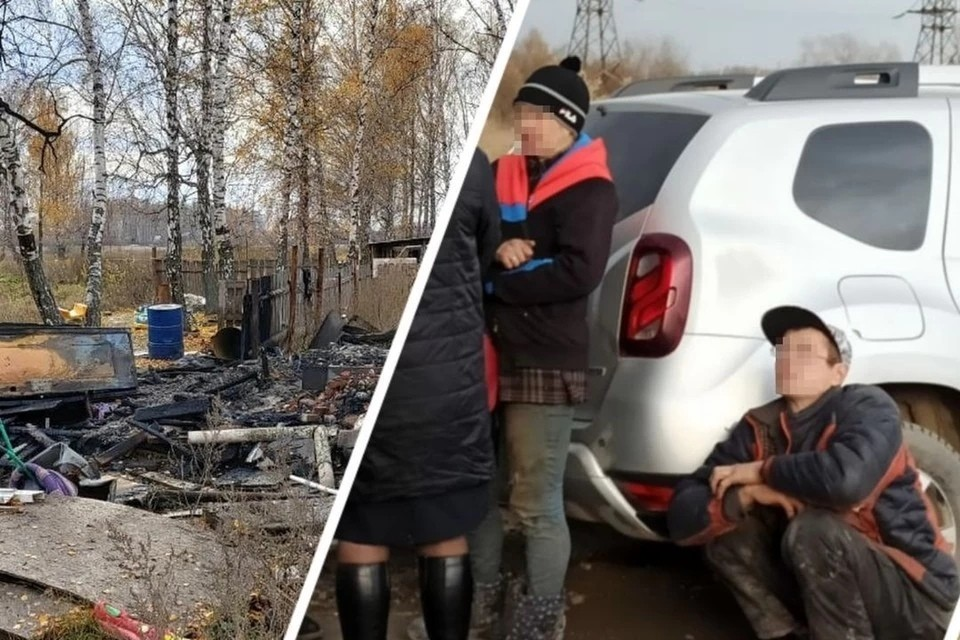Суд оставил под стражей родителей, чьи трое детей погибли на пожаре под Новосибирском.