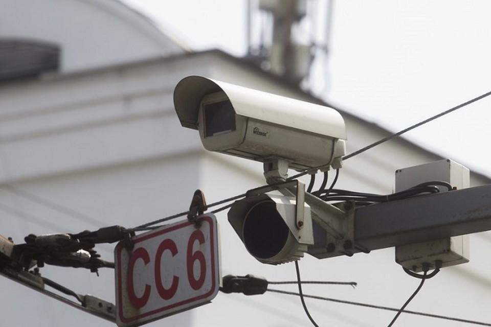 Камеры установили на ряде перекрестков.