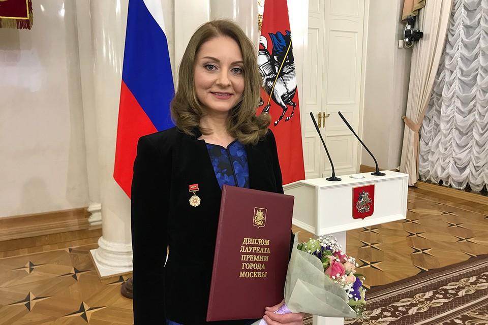 В числе лауреатов премии города Москвы 2020 года в области журналистики - специальный корреспондент «Комсомольской правды» Светлана Волкова.