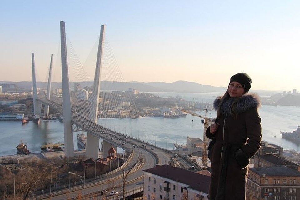 Владивосток все чаще становиться съемочной площадкой для кинематографистов