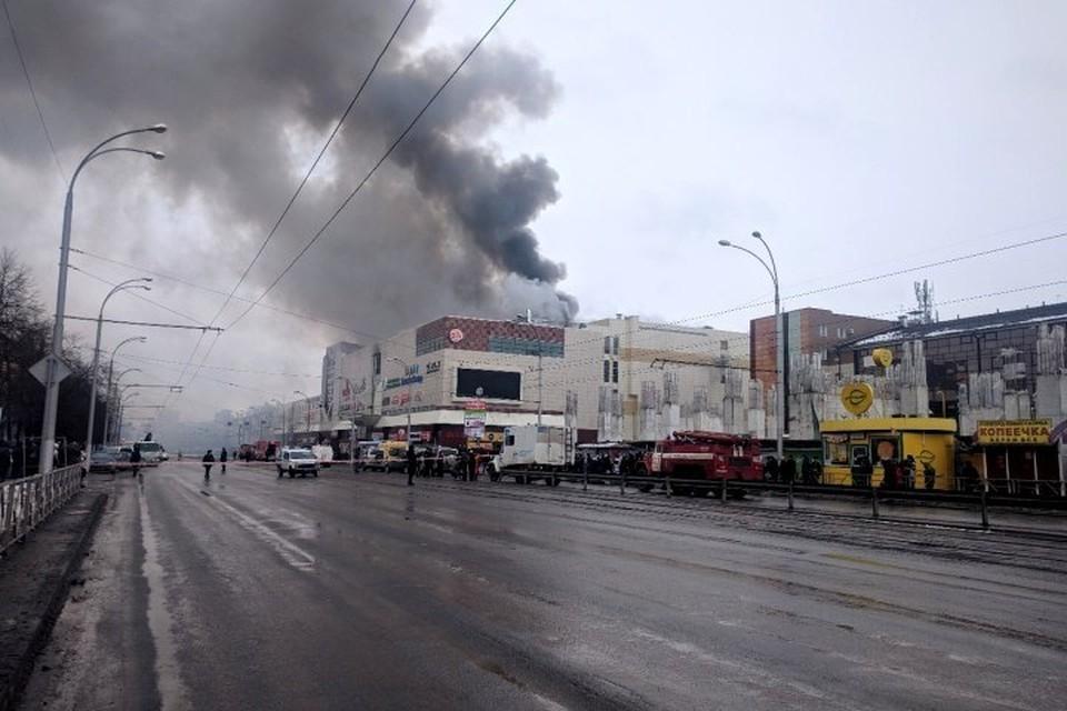 Суд отложил два судебных заседания по делу о пожаре в ТЦ «Зимняя вишня»