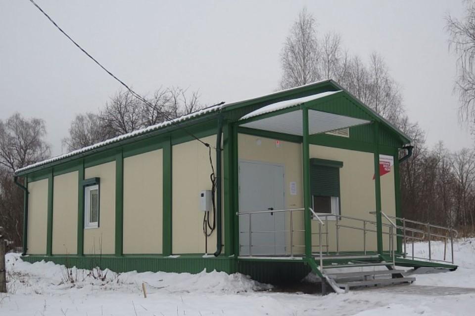 в текущем году запланирован капитальный ремонт и замена ФАПов. Фото: kirovreg.ru