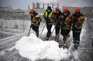 За январь с улиц Москвы вывезли 1 миллион кубометров снега