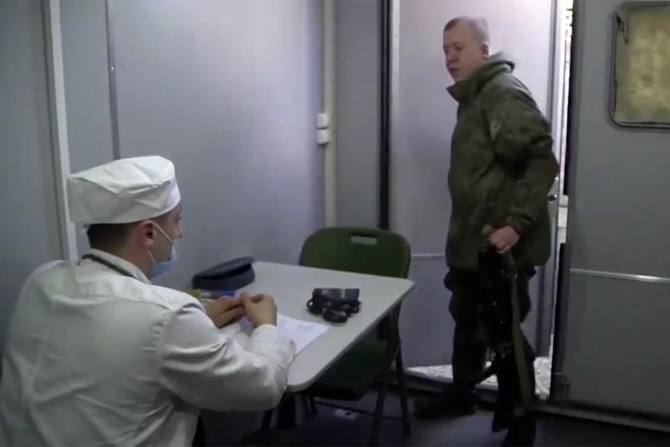 В Нагорный Карабах доставлено порядка 2 тысяч доз вакцины. Этого количества хватит, чтобы вакцинировать весь личный состав миротворцев