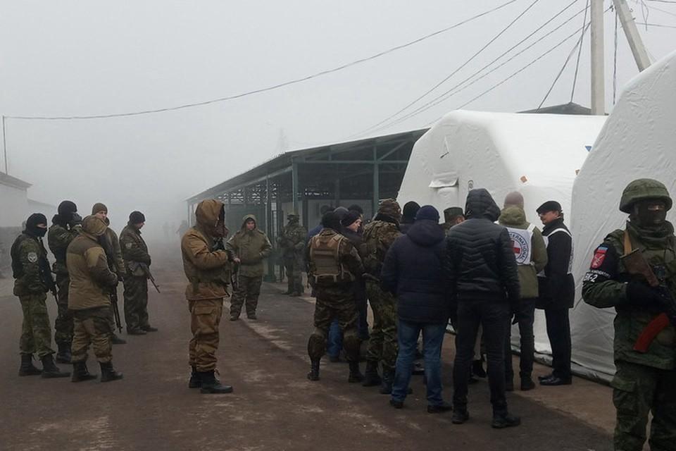 Последний обмен удерживаемыми лицами между республиками и Украиной прошел 29 декабря 2019 года