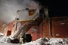 «Внутри еще могут быть люди»: в Крещение на пожаре в гараже погибли четверо новосибирцев