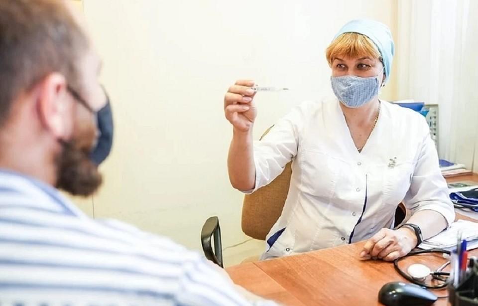 Общее число инфицированных в Пермском крае достигло 36 887.