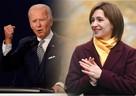 Два президента - два мира: Санду и Байден, сравнение не в пользу политика из Молдовы