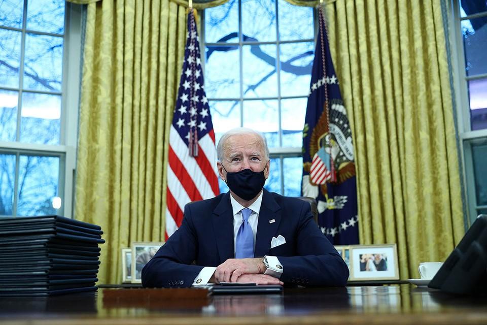 О чем может договориться с нами 78-летний демократ сменивший республиканца Дональда Трампа в Белом доме