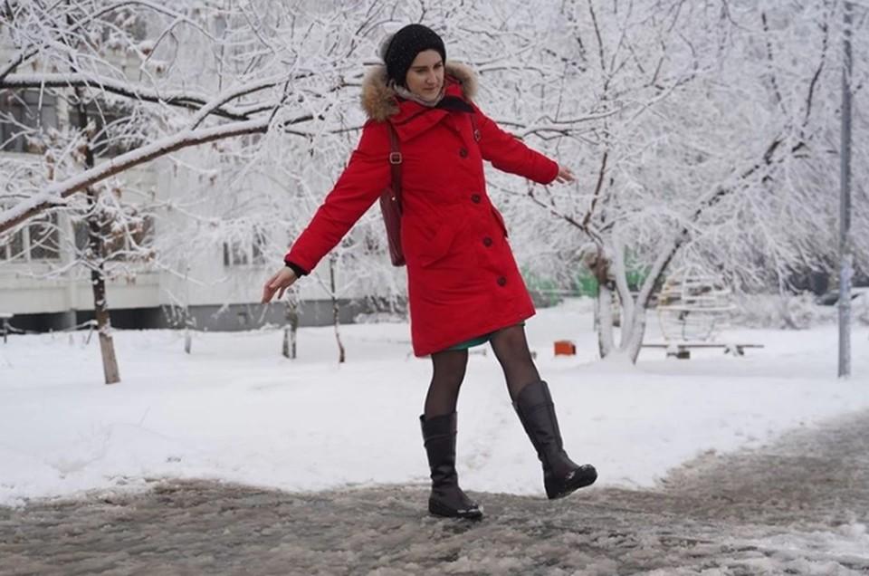 «До +2!»: Узнали, сколько продлится оттепель в Нижнем Новгороде.