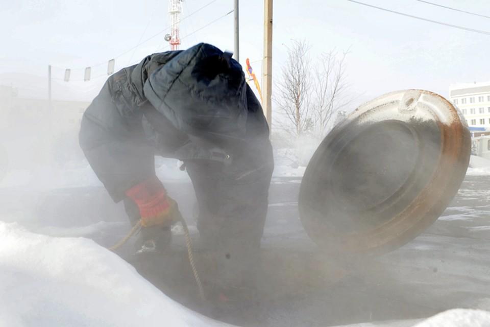 К морозам готовы: коммунальщики Ямала работают в режиме повышенной готовности