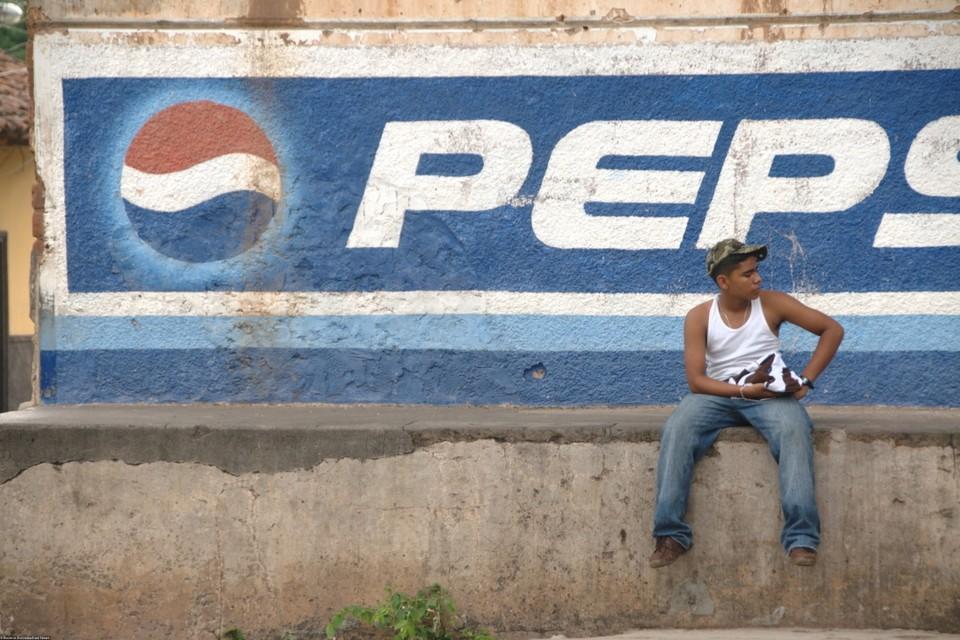 Говорят, что работать в PepsiCo или торговать ее газировкой на Филиппинах - позор
