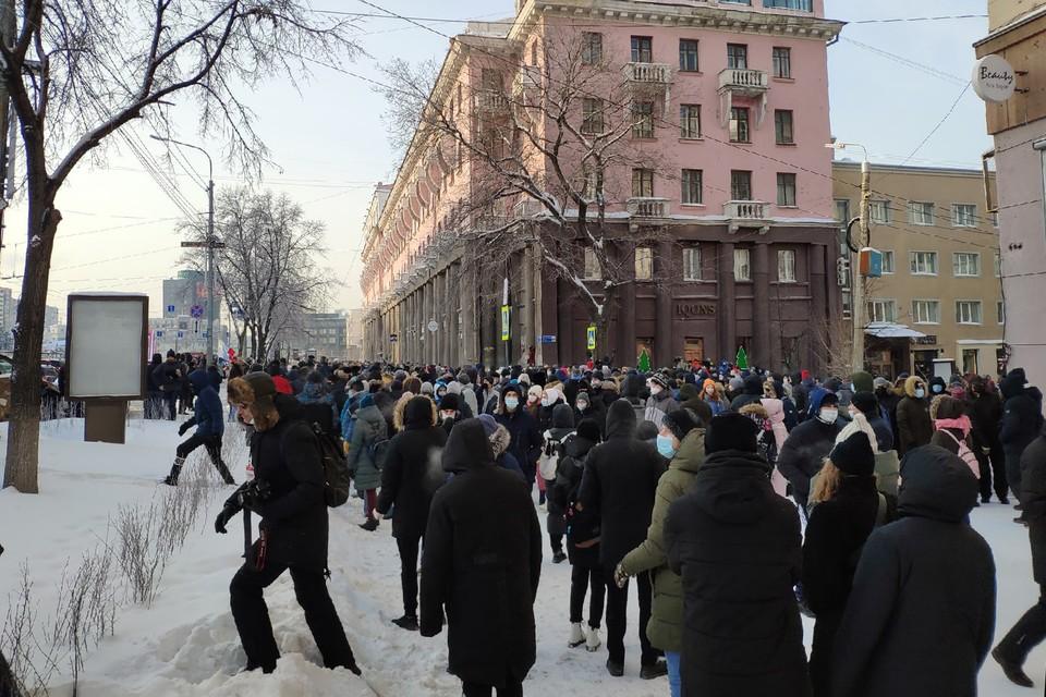 Коронавирус в Челябинской области, последние новости на 24 января: рекорд по выздоровевшим и митинг в масках