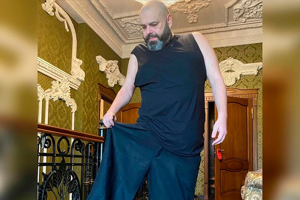 Максим Фадеев заявил, что безо всяких специальных диет и таблеток сбросил 100 килограммов лишнего веса.