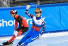 Семен Елистратов стал триумфатором чемпионата Европы по шорт-треку