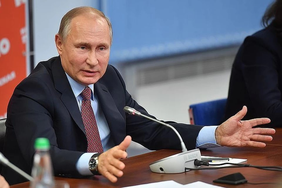 Путин назвал преимущества ЕГЭ