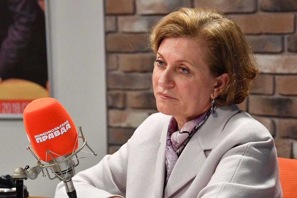 Глава Роспотребнадзора рассказала о ситуации с коронавирусом в России и иммунитете против британского штамма