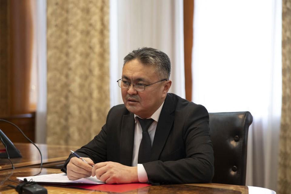 Глава Минфина Кыялбек Мукашев: Пик выплат Кыргызстана по взятым кредитам придется на 2025-2029 годы