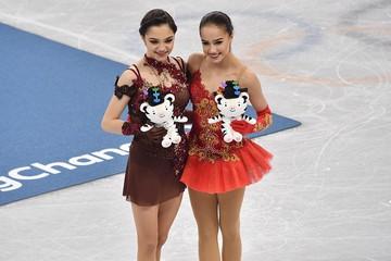 Дуэль года: Алина Загитова выйдет на лед вместе с Евгенией Медведевой уже в феврале