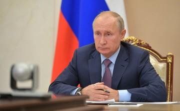 Выступление Владимира Путина на экономическом форуме в Давосе 27 января 2021: прямая онлайн-трансляция