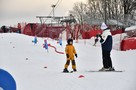 На Воробьёвых горах в Москве откроют три горнолыжные трассы и два трамплина
