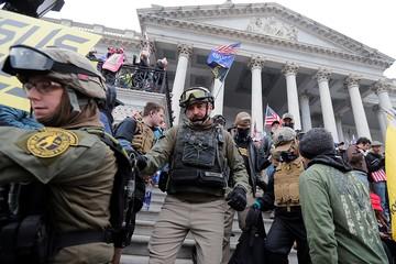Американцев предупредили о высокой угрозе внутреннего терроризма