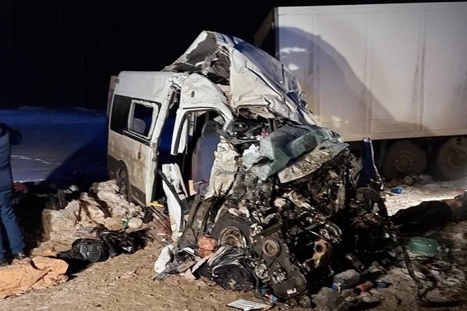 Последствия аварии оказались жуткими