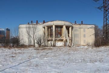 Бывший Дом культуры РЭБ флота выставили на продажу в Хабаровске