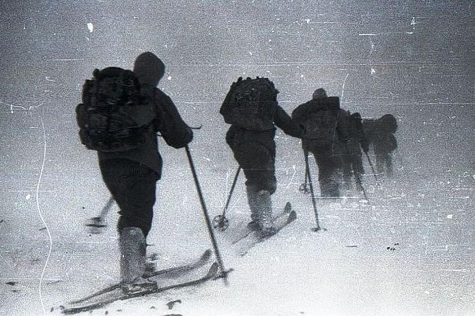 Группа Игоря Дятлова погибла в начале февраля 1959 года. Фото: Госархив