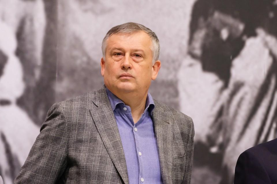 Губернатор Ленобласти прокомментировал скандальную лекцию об отрицании Холокоста