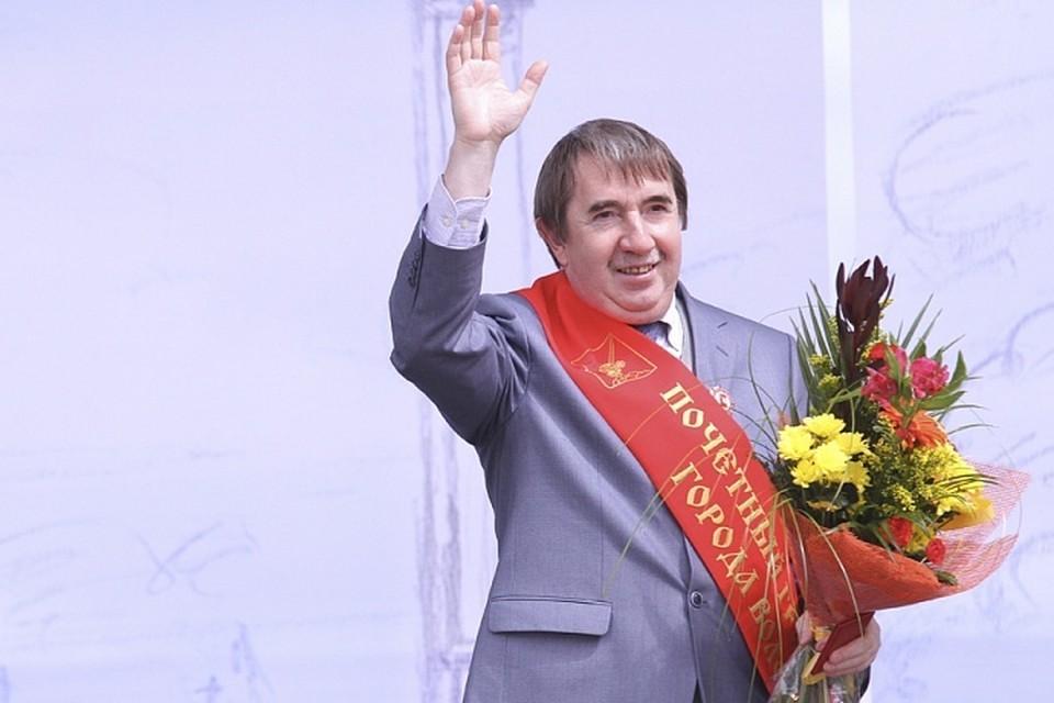 Владимир Воропанов - Почетный гражданин города Вологды. Фото: Нина Авдюшкина ВКонтакте.