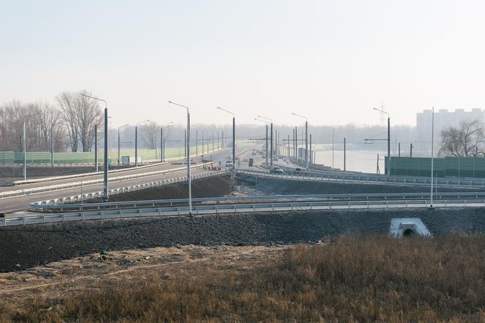 Скорость движения на Самарском мосту повышать не планируют