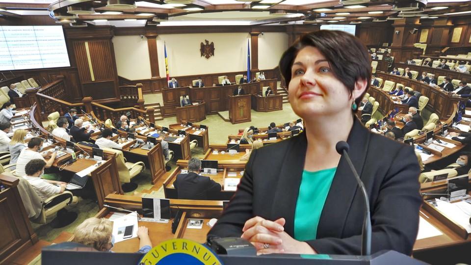 Гаврилица готова предстать перед парламентом.