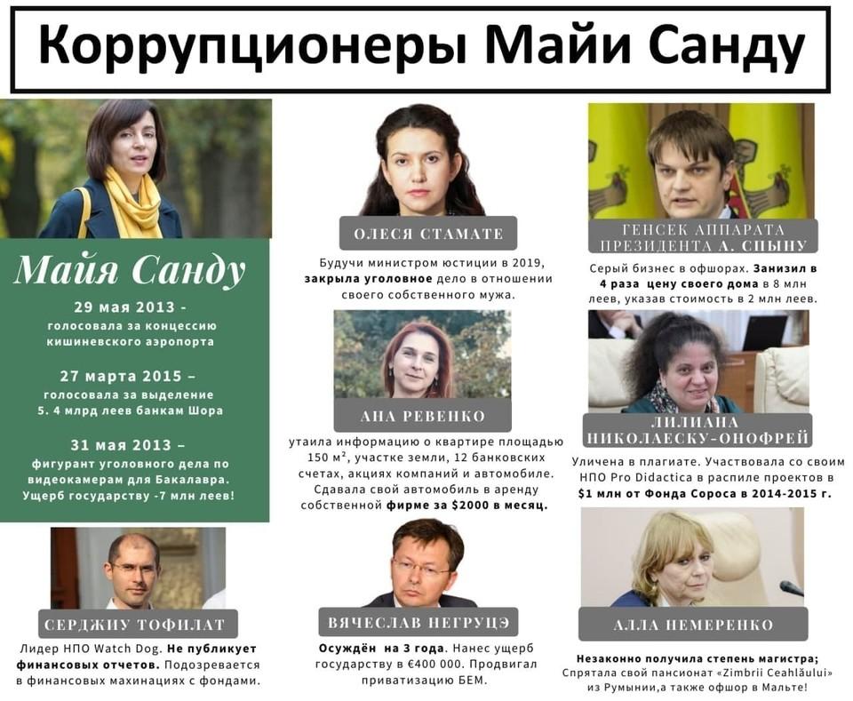 И эти люди говорят о своей честности! Фото: Богдан Цырдя