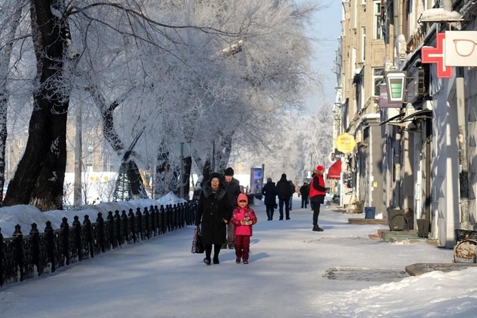 Об опасной погодной аномалии в Кузбассе предупреждает Гидрометцентр