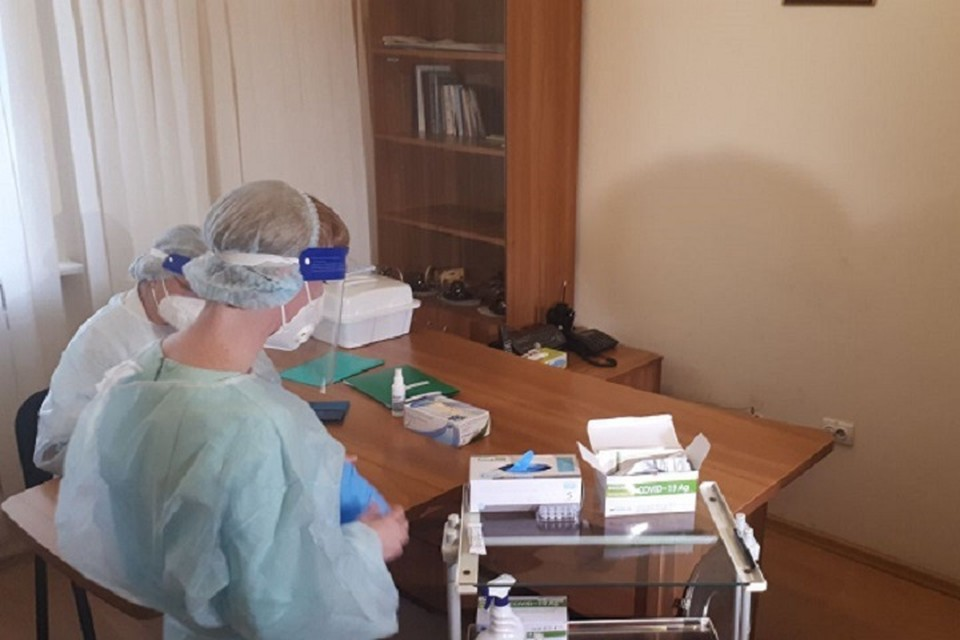 В Комсомольске-на-Амуре продолжается массовая вакцинация населения