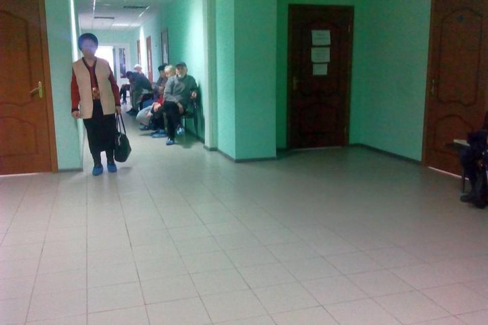 Больше всего новых больных в Курске