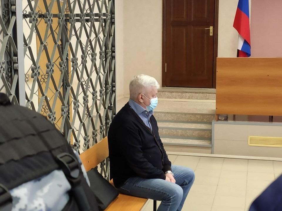Андрей Косилов выглядит очень уставшим