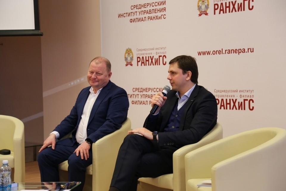 Фото: пресс-служба Правительства Орловской области