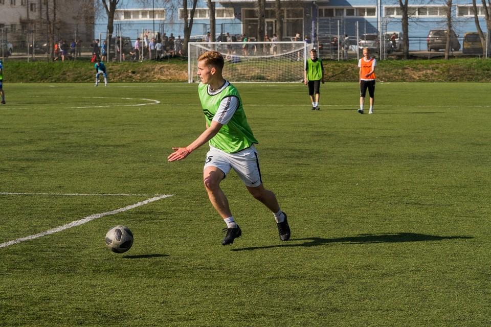 В Орле планируют создать профессиональный футбольный клуб к 2024 году