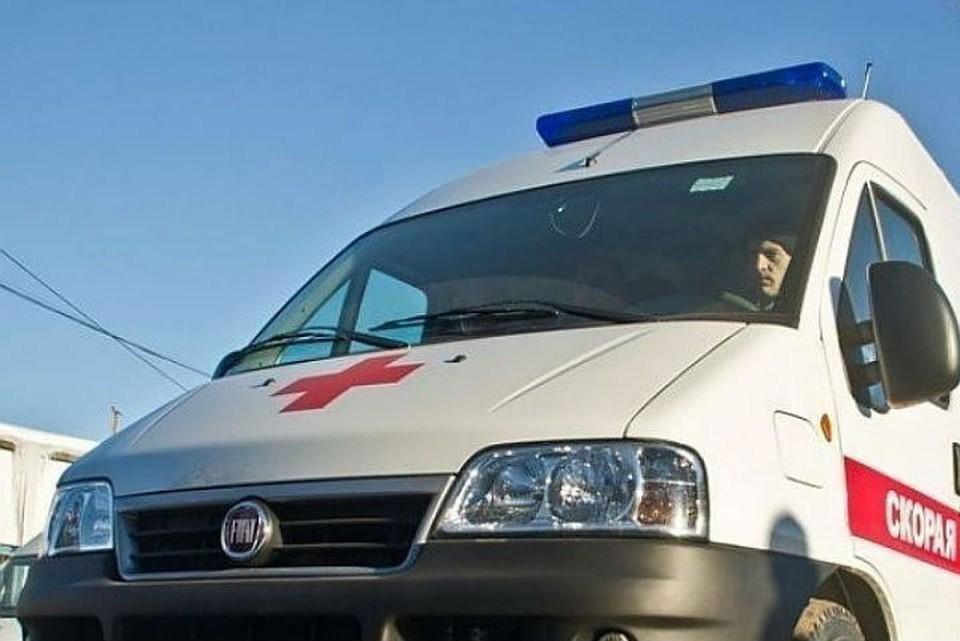 Пятилетний мальчик выпал из окна третьего этажа в Ангарске