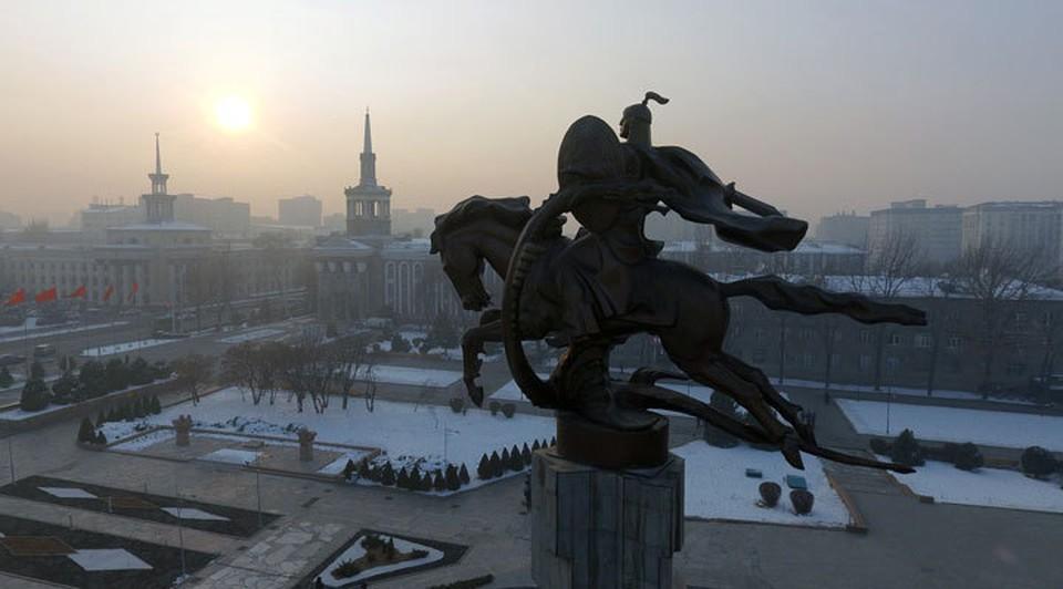 Есть надежда, что сегодняшний Бишкек когда-нибудь вернет себе славу города-сада.