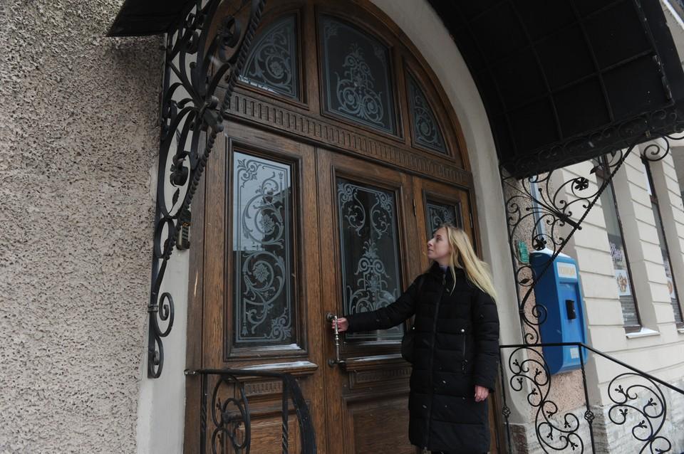 Собрали 5 старых домов Петербурга ,где местные жители восстановили исторические двери в парадных.