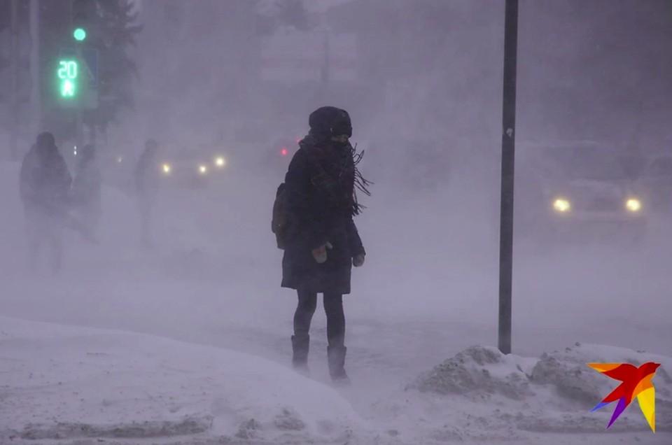 Погода в Нижнем Новгороде 12-14 февраля: сильный снегопад, метель и ухудшение видимости